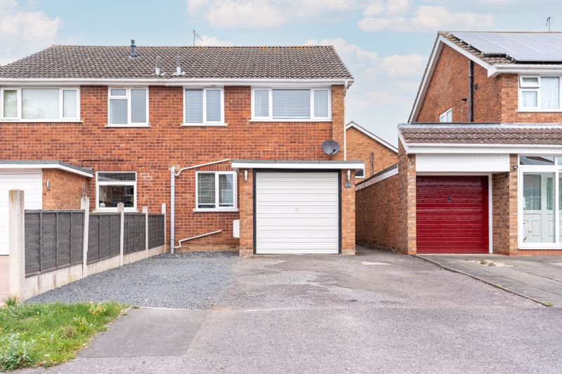 <br/><br/>An exceptionally presented three bedroom semi-detached property situated in the sought-after location of Stoke Prior, Bromsgrove.<br/><br/>Entering the property through the welcoming entrance hallway, the ground floor briefly comprises of a spacious lounge/diner with electric fireplace and glass patio doors opening onto the rear garden, a stylish kitchen with inset dishwasher, microwave, fan oven and four ring electric hob, and an integral single garage with access from the entrance hallway. Branching from the landing, the first floor comprises of a family bathroom featuring an overhead mixer shower over bathtub and a contemporary suite.<br/><br/>To the front of the property is a paved driveway leading to the single garage, and to the rear is a well maintained garden, partially laid to lawn with a paved patio area.<br/><br/>Situated in the sought-after location of Stoke Prior, Bromsgrove, this property benefits from excellent local schooling and amenities with fantastic transport links and easy access to the M5 and M42.<br/><br/>Additional benefits include full double glazing and gas central heating.