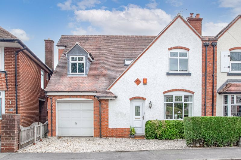 A particularly well-presented and spacious four-bedroom, semi-detached property, located in a sought-after area of Halesowen with a generous rear garden. <br/><br/>In brief, this property comprises; An entrance hallway, W.C, a first reception room with a feature fireplace, a second reception room with a feature fireplace, and access onto the expansive open-plan living/kitchen/diner area which benefits from double doors onto a good-size patio area perfect for outdoor entertaining and alfresco dining.<br/><br/>The kitchen/diner with a lovely Belfast ceramic sink and bar table also benefits from having space for appliances such as; Range cooker, fridge/freezer, and dishwasher with additional appliance space in the garage/utility area, as well as plenty of built-in storage.<br/><br/>The first floor of this property lends itself to four good-size bedrooms; A master which boasts space for wardrobes as well as its own en-suite with a walk-in shower unit, a second double bedroom with space for wardrobes and feature fireplace, a third double bedroom with space for wardrobes and feature fireplace, and a good-size third single bedroom currently being used as an office which also has space for wardrobes. Lastly on the first floor is a family bathroom with a bath and overhead shower unit, as well as built-in storage on the landing.<br/><br/>Externally this property boasts a generous split-level rear garden. An initial patio area leads down some steps for access to the basement, as well as leading onto a mainly laid to lawn rear garden with planting borders and attractive scattered trees and shrubbery to the edges. To the front of the property is a good-size front driveway with space for two vehicles, as well as an accompanying garage.<br/><br/>This property is ideally situated for local shops, eateries, and other amenities, as well as being in the catchment area for highly regarded schools. For commuters, this property is ideally situated close to road links leading on to Birmin