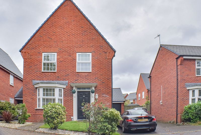 *** AVAILABLE NOW ***<p>A superbly appointed and stylishly presented modern 4 bedroom executive detached house. Situated in a popular well established neighborhood with easy access to excellent local amenities and transport links.</p><p>The property offers a well planned spacious layout and early viewing would is recommended to avoid disappointment.</p><p>The accommodation briefly comprises of Lounge, Modern well equipped fitted kitchen with open plan dining room, Utility, Guest WC, 4 bedrooms with en-suite to master , Family bathroom, Garage, Private rear garden , DG and GHG.</p><p></p>*** NO PETS OR SMOKERS ***