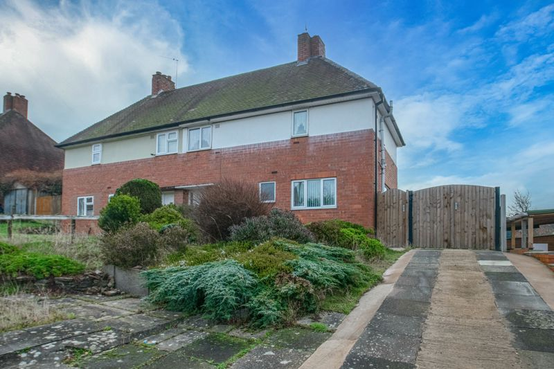 <p>A two-bedroom, semi-detached property, ideally situated away from the main road in Wollescote, Stourbridge. Being offered with<strong> No Onward Chain!</strong><span></span></p><p>The ground floor accommodation comprises: Entrance hall, lounge with feature fireplace, garden room with access to the rear garden, kitchen with sink and space for freestanding appliances, and a downstairs shower room providing a WC, basin and shower.</p><p>The first-floor landing establishes: Spacious bedroom one with a fitted cupboard and space for wardrobes, double bedroom two with view to the rear, and the family bathroom providing a bath, WC, and basin.</p><p>To the rear is an extensive garden with an initial patio area, then mainly laid to lawn with mature shrubs. To the front of the property is a mature garden area and a private driveway with off-road parking and gated access to the rear garden.</p><p>Well placed in Wollescote, the property is nearby to Steven Park along with several local schools. There are several shops and amenities to hand, as well as Stourbridge Town Centre being a short drive away.</p><p></p> <br/><br/>