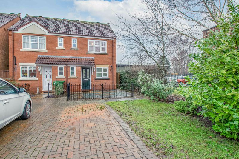 <br/><br/><p ><span >A very-well presented, semi-detached house,  presenting two good-sized bedrooms and situated on a modern residential estate within easy reach of Bromsgrove town.</span></p><p ><span >This well-maintained property briefly comprises: Entrance hallway with access to a modern guest w.c., fitted kitchen with integrated electric oven, hob, including space for fridge and washing machine. The spacious lounge/dining room features a coal effect gas fire with surround, under stairs storage and large sliding patio doors opening to the rear garden. </span></p><p ><span >Moving up-to the first floor the landing takes you through to a well-proportioned bedroom one overlooking the front outlook to the property, and a handy walk-in wardrobe space for storage, an additional bedroom two overlooking the rear garden, while a refitted contemporary shower room hosts a large walk-in shower unit with waterfall shower head and separate shower handset. </span></p><p ><span >To the rear of the property presents an initial paved patio area, to lawn with fenced boundaries and secure gated side access, with the front of the property offering a fenced patio area and block paved driveway for parking up-to two cars.</span></p><p ><span >Additional benefits include gas central heating, re-fitted laminate flooring throughout hallway and lounge, recently replaced double glazing with included 10 year warranty and part boarded and insulated loft space with pull down loft ladder.</span></p><p ><span >Situated in great location situated off the Birmingham Road in a very desirable area for local shops, main road links, both in town and out to the main motorway junctions for commuting into Birmingham, Worcester and surrounding areas. </span></p>