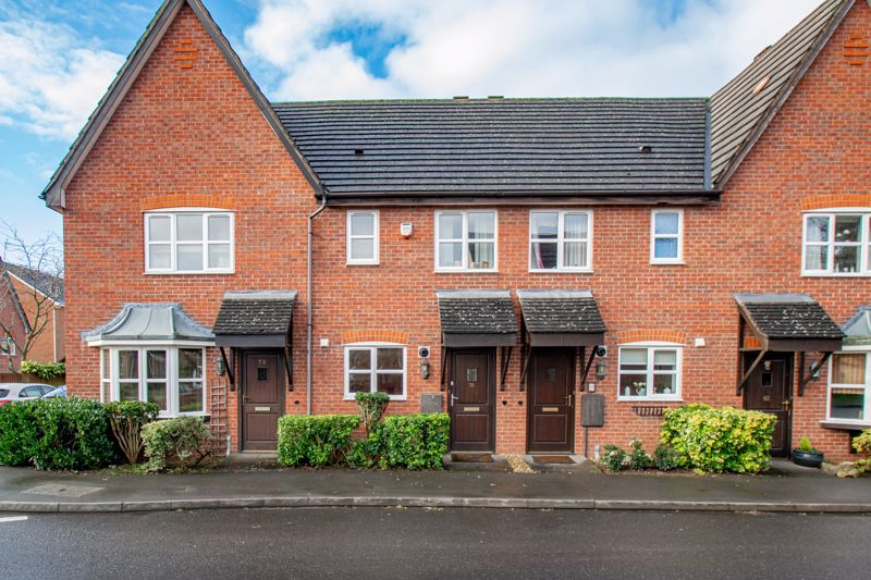 <br/><br/><p>A well-presented, two-bedroom mid-terraced property, ideal for first time buyers. Situated on the modern and sought-after residential development of Woodland Grange, Bromsgrove.</p><p>The internal layout briefly comprises, entrance hall, guest w/c, stylish fitted kitchen benefitting from integrated fridge/freezer and oven with electric hob and extractor hood over, lounge having feature gas fireplace and stairs rising to the first floor and a good-sized conservatory giving access out to the rear garden.</p><p>Upstairs, the first-floor landing offers handy cupboard storage space and gives off to a good-sized bedroom one with integrated wardrobe storage, good sized bedroom three with integrated cupboard store and a bathroom with overhead shower.</p><p>To the rear of the property situates a low-maintenance rear garden laid mostly to decking with fenced boundaries, bin storage area and a rear access gate leading out to allocated off-road parking.</p><p>The property also benefits from gas central heating, double glazing and a boarded loft space for storage.</p><p><span >The sought-after Woodland Grange development is situated within reach of excellent road links to the M5, M42 and A38 along with access into Bromsgrove town centre providing a variety of shops, supermarkets, leisure facilities, restaurants pubs and eateries. In addition, excellent local schooling is available including the prestigious Bromsgrove private school.</span></p>