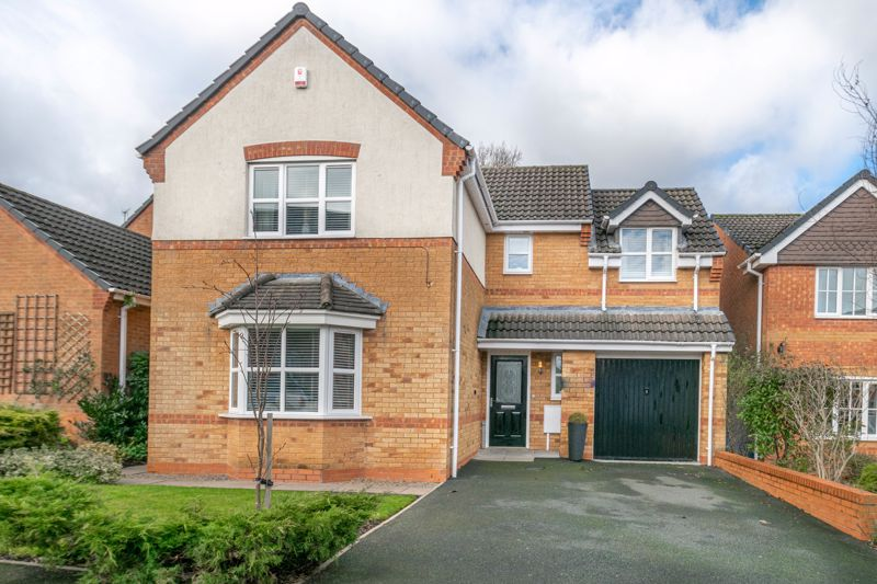 <br/><br/><p>An impressive four-bedroom detached home, nestled in a highly sought after semi-rural location of Brockhill, Redditch.</p><p>The ground floor interior comprises of a spacious reception hallway offering cupboard storage space and WC, fitted kitchen providing an integrated dishwasher, fridge, gas hob and oven, the dining area offers views and access to the rear garden, utility room with sink and space for freestanding appliances, and a spacious lounge with a feature fireplace and bay window.</p><p>The first-floor landing gives off to an airing cupboard, family bathroom providing a bath with overhead shower, master bedroom with fitted wardrobes along with a handy en-suite shower room, double bedroom two with fitted wardrobes and a beautiful view to the rear, double bedroom three with space for wardrobes, and well sized bedroom four, benefitting from a storage cupboard.</p><p>To the rear is a beautifully maintained garden boasting stunning countryside views, with an initial patio area perfect for garden furniture and benefitting from a small summer house with electrics, then mainly laid to lawn with planted borders. To the front of the property is a large private driveway and access to the attached garage.</p><p>Placed on an enviable plot in Brockhill, there is easy access into Redditch Town Centre boasting an assortment of amenities including shops, cinema, bars and restaurants along with the local bus and train stations.</p>
