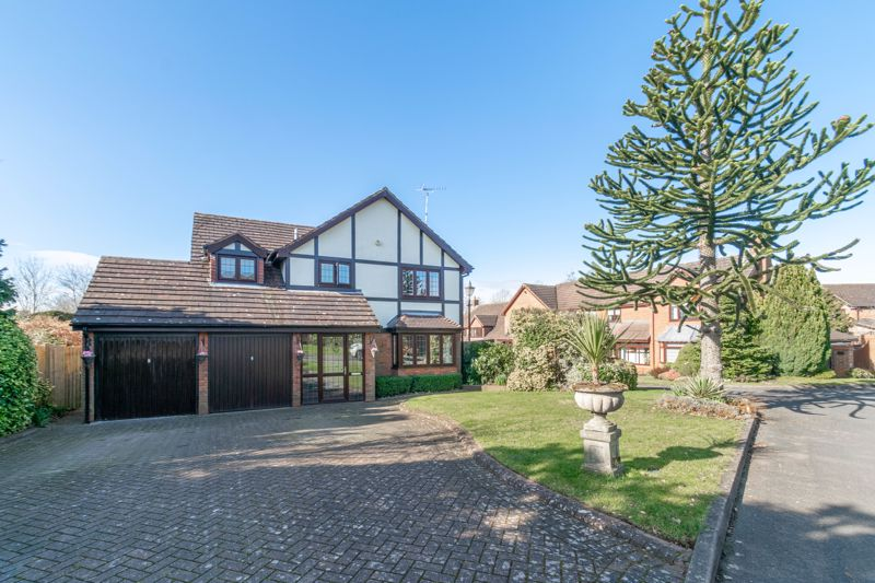 <br/><br/><p ><span >A beautifully presented, detached family home boasting four bedrooms, located within the desirable area of executive styled homes surrounded by the four-star Abbey Hotel and golf course, in the sought-after area of Bordesley, Redditch. </span></p><p ><span >The ground floor accommodation comprises: Entrance porch and hallway with access to the double garage, A modern fitted kitchen with integrated appliances (fridge, induction hob, double oven, and dishwasher), spacious lounge with a feature bay window and double doors into the separate well sized dining room, conservatory with views of the rear garden, family room with dual aspect windows, utility room with space for freestanding appliances and a handy ground floor WC.</span></p><p ><span >The first-floor landing establishes: Master bedroom with built in wardrobes along with a modern en-suite shower room, double bedroom two with built in wardrobes, double bedrooms three and four, and the family bathroom providing a bath, separate corner shower, twin sink unit and WC.</span></p><p ><span >To the rear is a beautifully landscaped garden with an initial patio area perfect for garden furniture, leading down to a well maintained lawn with planted borders, the rear garden also benefits from a storage shed. To the front of the property is a spacious garden area along with a private block paved driveway with off-road parking and access to the attached double garage.</span></p><p ><span >Well placed within the Abbey Park District, situated to the north of Redditch, the area has a semi-rural feel. The area benefits from the local school coach stopping on the joining of Hither Green Lane and Dagnell End Road. Redditch Town Centre is a short ride away boasting an assortment of amenities such as shops, restaurants, and cinema, along with the local bus and train stations.  </span></p>