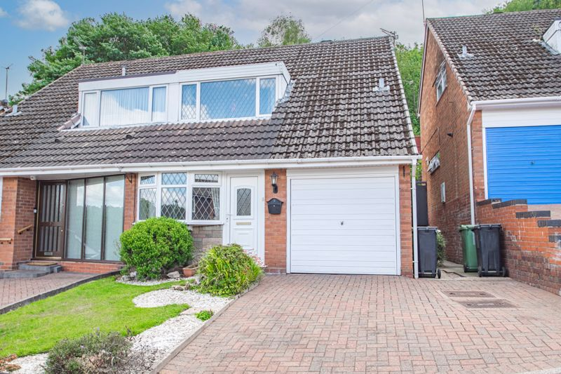 A well-presented three-bedroom semi-detached property in a sought-after area of Halesowen with no onward chain. <br/><br/>In brief, this property comprises; Entrance porch/hallway, opening onto a first reception room with stairs leading to the first floor, and a door leading to the second reception room. The second reception room benefits from a feature fireplace and double doors onto the rear patio. <br/><br/>Just off from this is the kitchen/diner which has lots of storage and also benefits from integrated appliances such as; Under counter fridge and freezer, dishwasher, and extractor fan, as well as having space for an oven, and also opens onto the rear patio area. <br/><br/>The first floor of this property lends itself to three bedrooms, both the first and second are double benefitting from fitted wardrobes, whilst the third is also a good size  with fitted wardrobes and space for a double bed. Lastly on the first floor is a bathroom with a corner shower unit.<br/><br/>Externally this property boasts a generous split-level rear garden that is mainly laid to lawn with planting borders and attractive trees and shrubbery to the edges. Side access leads to the front of the property that has a good-size front driveway and an accompanying garage.<br/><br/>Situated in an ideal location for access to Halesowen town and major bus routes into Stourbridge, Halesowen, and Birmingham. Nearby shops are available as well as good local schooling and Halesowen college.<br/><br/>