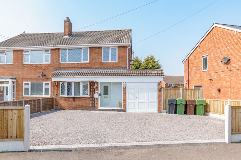 **VIEWINGS FULLY BOOKED**Located close to local amenities in Catshill, Bromsgrove, this well-presented property is connected by excellent road networks and transport links and featured contemporary styling appointments throughout. <br/><br/>The front porch leads to a reception hall with two convenient storage cupboards, to the front of the property, the sitting room spotlights a feature fireplace inset with an electric fire. The sitting room follows through to a dining area complete with patio doors into the generously sized conservatory which leads to the  garden. The first floor features a contemporary family bathroom fitted with a white suite, two double bedrooms, one of which has been fitted with a mirrored built-in wardrobe, and one single bedroom with ample space for wardrobes and other furniture. <br/><br/>To the front of the property there is a recently re-landscaped gravel driveway and fencing, providing parking space for several vehicles, following through to a single garage.  To the rear, the garden is low maintenance with artificial lawn and sizeable workshop complete with power and light points. <br/><br/>Situated in the growing town of Catshill, there is easy access to Bromsgrove and with excellent transport links and road networks nearby, it is easily commutable from Birmingham, Worcester, Droitwich, Stourbridge, Halesowen and Merry Hill. <br/><br/>Other benefits include newly fitted fuse board, recently re-landscaped frontages, double glazing throughout, gas central heating and ample built in storage space.<br/><br/>