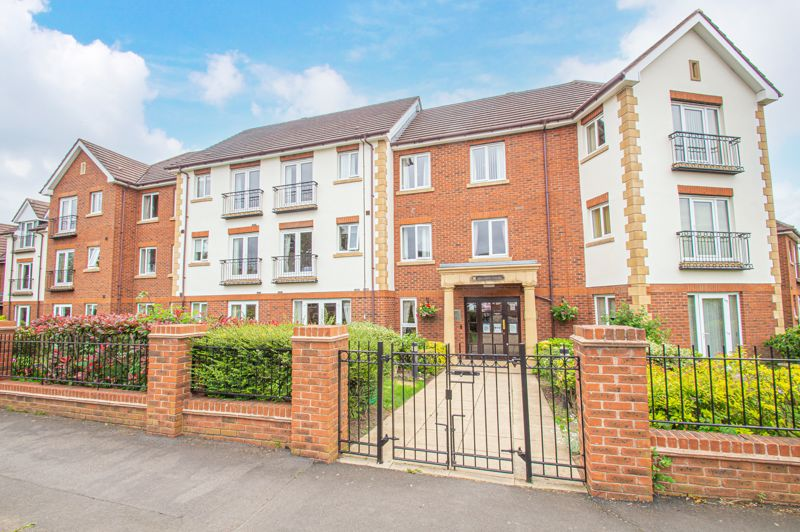 A first floor, one bedroom retirement apartment, over looking the shared gardens and gated communal parking away from the main road. Conveniently placed for an excellent choice of shops and facilities opposite the main block on Spies Lane. <br/><br/>Entered through a secure communal entrance, with a lift leading to the first floor, the layout of the property briefly comprises: Entrance hallway with large storage cupboard to the right hand side and doors to the following rooms. The bedroom, of some 18ft in length, plus a fitted wardrobe. Lounge/diner, providing a feature fireplace, Juliette style balcony doors for views of the gardens and glazed door opening to the kitchen. This is fitted out with ample wall and base units, inset sink unit, electric hob, oven beneath and integrated fridge/freezer. Bathroom containing a full sized bath with mixer shower over, slim line units sit behind the sink and w.c.<br/><br/>Other benefits include: Carpets, double glazing, electric storage heating, access to the communal lounge with library and reading area.<br/><br/>A good selection of facilities opposite, include a convenience store, chemist, takeaways, dentist and pub/restaurant. Leasowes park, a medical practice, cinema and leisure facilities are placed a short distance away. Excellent road/bus links make Halesowen, Quinton and Blackheath quite reachable for a wide range of further amenities.