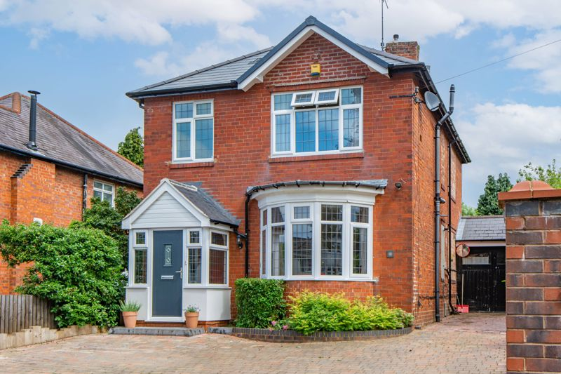 <br/><br/>An exceptionally well presented three bedroom detached property situated in the sought-after location of Pedmore, Stourbridge.<span ><br/><br/></span>Entering through the recently built entrance porch into the welcoming entrance hallway, the ground floor briefly comprises of a stylish lounge with feature fireplace and deep canted bay window, convenient under-stairs WC, cloakroom, spacious kitchen/diner complete with inset refrigerator and dishwasher, feature fireplace with log burner, downlighting, feature skylights and glass patio doors opening into the bright and airy conservatory.<br/><br/>Branching from the landing, the first floor comprises of a family bathroom with electric shower over bathtub and a contemporary white suite, and three great sized double bedrooms, the largest of the three featuring en-suite shower room and built in wardrobes.<br/><br/>To the front of the property is a capacious brick paved driveway with parking space for several vehicles, leading to the single garage, which also benefits from power and light points, and space and plumbing for a washing machine and dryer. To the rear is a spacious rear garden, featuring an initial paved patio area extending onto a large lawn with flowering borders.<br/><br/>This property is ideally situated close to Stourbridge Junction, providing rail links to Birmingham City Centre and Worcester. There are several well respected local primary and secondary schools, as well as public parks making this an excellent family home. Local shops and amenities are accessible from Merry Hill Shopping Centre, Oldswinford and Stourbridge Town Centre. The M5 and Stourbridge ring road are both close-by providing convenient road links. <br/><br/>Additional benefits include double glazing throughout, gas central heating provided by a recently fitted combi boiler and decorative stained glass windows.
