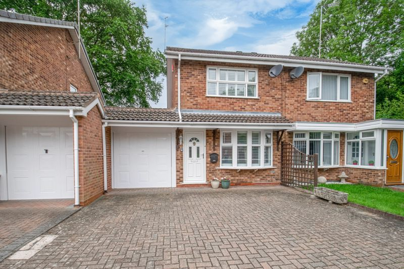 <br/><br/><p>A well-presented semi-detached, two-bedroom home, situated in a quiet position on a cul-de-sac in the popular area of Winyates West, Redditch.</p><p>The ground floor accommodation comprises: Entrance hallway, living room with a feature fireplace, bow window and a handy under-stairs storage cupboard, and the fitted kitchen/dining room providing a gas hob, electric oven, space for freestanding appliances and French Doors leading to the rear garden.</p><p>The first-floor landing establishes: Bedroom one with two sets of fitted wardrobes, double bedroom two with fitted wardrobes, and the wet room providing an open shower, sink and WC.</p><p>Outside, to the rear is a low maintenance garden with an initial block-paved patio with rear access to the garage, then laid to gravel with mature planted shrubs. To the front of the property is a block paved driveway providing off-road parking for two cars, along with access to the attached garage.</p><p>Well placed in Winyates West, the property is ideal for local amenities including shops, takeaways, and transport networks. Redditch Town Centre is a short ride away boasting an assortment of further amenities including shops, bars, restaurants, cinema and the local bus and train stations.</p>