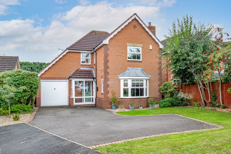 <br/><br/>A well-laid and thoughtfully extended, modern family home, situated in a highly regarded cul-de-sac location of Hilltop, on the outskirts of Bromsgrove town.<br/><br/>The beautifully presented and spacious interior of the property, briefly comprises; Enclosed porch, entrance hall giving off to a guest w/c, lounge to the front aspect enjoying large bay window and feature coal effect gas fire, family/games room, opening out into the impressive and flexible open plan kitchen, dining and entertainment space, perfect for modern day family living. The kitchen incorporates a range of high gloss wall and base units with Minerva counter tops, large central island breakfast bar, space for an american style fridge freezer, and a range of integrated appliances including oven, multi-purpose oven/grill/microwave, induction hob, dishwasher, and inset sink with separate drainer. To complete the ground floor is a handy utility room separate from the kitchen which provides an additional inset sink, fitted units, space for under counter appliances and an external side access door.<br/><br/>Moving upstairs the first floor landing establishes; Master bedroom complete with built in wardrobes and modern en-suite shower room, generous double bedroom two which has been well-extended, good sized bedroom three with access to a large eaves storage area, a well-proportioned single bedroom four, and a three piece family bathroom suite.<br/><br/>Externally the property enjoys a private aspect rear garden with initial paved patio area, well-maintained lawn, to well stocked planters and timber fenced boundaries. The garden extends further beyond the rear fence line to incorporate a small wooded area below the mature trees. From the garden, a side access gate can be used for entry to the impressive frontage, which benefits from a tarmacked driveway bordered by further well maintained lawns.<br/><br/>Furthermore the property benefits from; gas fired central heating and double glazing throug
