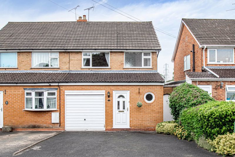 <br/><br/><p>A well extended, semi-deatched, family home, situated in a desirable semi-rural location of Stoke Prior, Bromsgrove.</p><p>The internal layout of the property briefly comprises, entrance hall to lobby area, ground floor W/C, spacious lounge with feature coal effect gas fire, opening into a bright and airy dining room/potential living room boasting large windows and sliding patio doors with picture outlook to the rear garden and skylight above, galley style kitchen offering a range of fitted wall and base units, handy cupboard store and external side access door.</p><p>Moving upstairs the first-floor landing establishes a good-sized double bedroom one with fitted wardrobes, double bedroom two having integrated wardrobe storage, additional well-proportioned bedroom three, and family bathroom.</p><p>Outside the rear of the property enjoys a well-maintained, south facing garden, boasting lawn with mature planted beds, rear patio area with timber shed store and greenhouse overlooking open countryside beyond. The front of the property benefits from a good-sized driveway for off road-parking, access to the garage and side gate through to the rear garden.</p><p>Furthermore, the property benefits from, gas central heating, double glazing, and well insulated loft space.</p><p>Situated in the <span >desirable, semi-rural area of Stoke Prior, not far from local shops and amenities, with countryside walks on the doorstep and well-regarded country pubs. The M5 is easily accessible, providing motorway links to Birmingham City Centre, and Bromsgrove Train Station is less than 3 miles away, offering services to Birmingham, Worcester and surrounding areas.</span></p><div><span ><br/><br/></span></div>