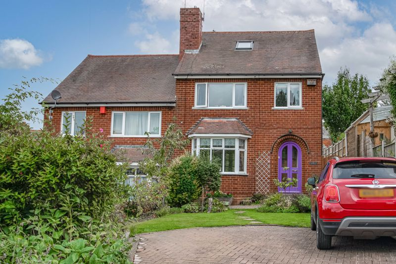 A well-presented four-bedroom semi-detached property with lots of character, original features, a beautifully fitted kitchen/diner, and a generous rear garden. <br/><br/>In brief, this property comprises; Storm porch, entrance hallway with access to the cellar, a good-size first reception room with a large bay window and feature fireplace, as well as double doors leading to a beautifully fitted kitchen/diner benefitting from integrated appliances such as; A fridge-freezer, dishwasher, and a washing machine, as well as having space for a range cooker, and double doors which lead onto a lovely decked area that is ideal for alfresco dining and outdoor entertaining. <br/><br/>The first floor of this property lends itself to three bedrooms, of which two and three are double with space for wardrobes, whilst bedroom four is also a good size and currently used as an office. Lastly, on the first floor is a family bathroom with a bath and overhead shower.Located on the top floor is the master bedroom which boasts its own en-suite and dressing area.<br/><br/>Externally the property boasts a lovely rear garden accessible via double doors off the kitchen. An initial decked area leads to a mainly laid to lawn portion, with an attractive planting border to the left side, leading to a second elevated lounging section, two ponds, and a summer house. Side access leads to the front of the property where sits a good-size front lawn, and driveway ample parking for three vehicles. <br/><br/>Other benefits of the property include; Potential for additional rear parking, a good-size cellar which sits within the footprint of the property, as well as double glazing and gas central heating throughout.