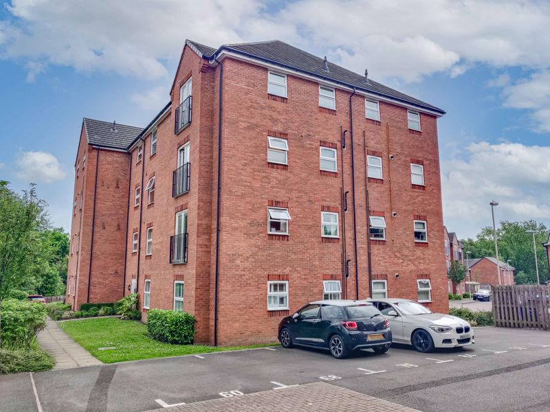 A modern top floor, two-bedroom apartment located in a popular area of Halesowen.<br/><br/>This property briefly comprises; Large entrance hallway, a spacious open-plan living area with a Juliet balcony, and a kitchen that benefits from having a fridge freezer, an integrated oven, and four ring gas burner hob. Also off the hallway is two bedrooms, the first is the master that boasts built-in storage as well as its own en-suite with shower unit, the second bedroom is also a good size with space for wardrobes. Lastly is a well-proportioned family bathroom with a bath unit. <br/><br/>Externally this property also benefits from having one allocated parking space, along with plenty of on-road parking for guests also.<br/><br/>Ideally located near highly sought-after schools, shops and amenities can be accessed in Halesowen town centre, for commuters there are commuting routes to Birmingham and the M5, as well as bus routes to Birmingham and Merry Hill from Halesowen bus station.