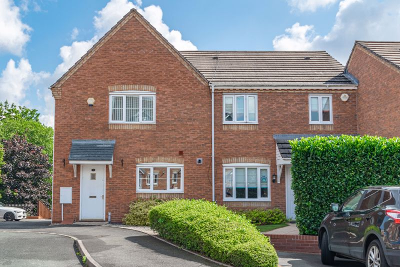 A deceptively spacious three-bedroom end of terrace property in a popular area of Halesowen located on a quiet street with allocated parking for two vehicles. <br/><br/>In brief, this property comprises; Entrance hallway, with under-stairs W.C, a good-size kitchen/diner that benefits from having an integrated oven, a four-ring gas burner stove, as well as having space for a washing machine, dishwasher, and fridge freezer. Lastly on the ground floor is a spacious lounge that benefits from lovely views across the county and access to the back patio area via sliding door.<br/><br/>The first floor of this property lends itself to three bedrooms, the first is a master which has space for a super king-size bed as well as boasting its own en-suite and plenty of built-in storage. The second bedroom is also a double, whilst the third is a good-size single. Lastly on the first floor is a family bathroom with a bath and overhead shower unit.<br/><br/>Externally this property has a good-size split-level rear garden. A good-size patio area with lovely views across the county is accessed just off the lounge, steps then lead to a mainly laid to lawn portion of the garden which offers a second ideal entertaining space. Side access leads to the front of the property, as well as the allocated parking which offers space for two vehicles.<br/><br/>Amenities are extremely close by in Halesowen town centre, which also benefits from a recently redeveloped main Bus Terminal which operates a direct service to Birmingham City and surrounding areas. Halesowen boasts three large secondary schools, many primary schools, and Halesowen College provides further education.