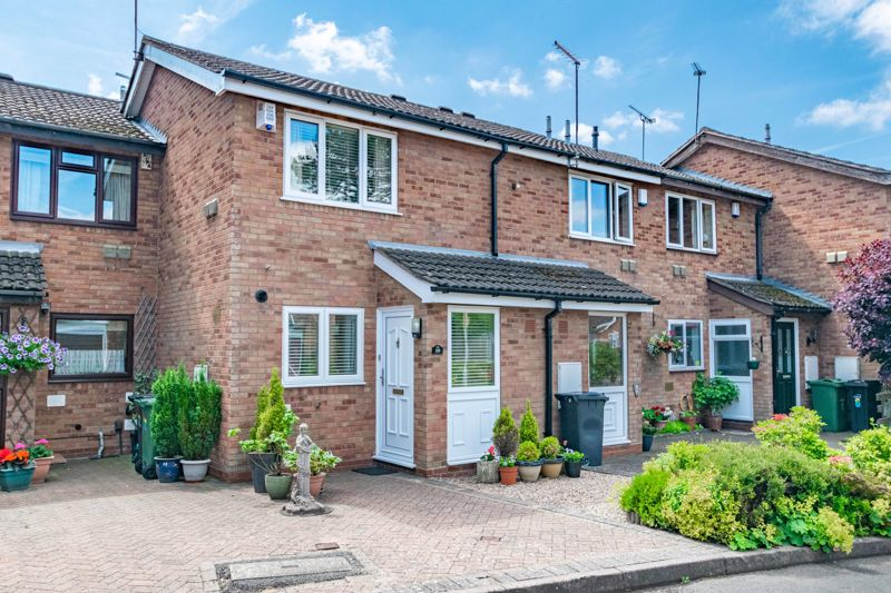 A particularly well-presented two-bedroom terraced property in a sought-after area of Halesowen, located on a quiet close. <br/><br/>This property briefly comprises; Entrance porch with built-in storage, a hallway with understairs storage, a well-proportioned kitchen that benefits from having an integrated oven, four-ring gas burner stove, fridge freezer as well as having space for a washing machine. Lastly on the ground floor is a spacious lounge with a feature fireplace, as well as double doors onto a good-size conservatory/dining room. <br/><br/>The first floor of this property lends itself to two bedrooms, the first is a double whilst the second has space for a double bed, and both benefit from having fitted wardrobes. Lastly on the first floor is a nicely fitted family bathroom with a large walk-in shower unit.<br/><br/>Externally this property benefits from having a good-size and easily maintainable rear garden accessible from double doors off the conservatory. An initial patio area that has nicely laid slabs and makes for a perfect alfresco dining area, leads to a mainly pebbled area with attractive scattered shrubbery.<br/><br/>To the front of the property is an easily maintainable front garden that is half mainly laid with pebbles and benefits from attractive shrubbery, and the other half is block-paved. Just to the side of the property is one allocated parking space as well as an accompanying garage.<br/><br/>The property is perfectly situated with amenities close-by in Halesowen town centre. The town centre benefits from a recently redeveloped main Bus Terminal operating a direct service to Birmingham City and surrounding areas, as well as plenty of shops and highly regarded schools. The property also benefits from having a direct bus service into Birmingham city centre and surrounding areas close to the property.