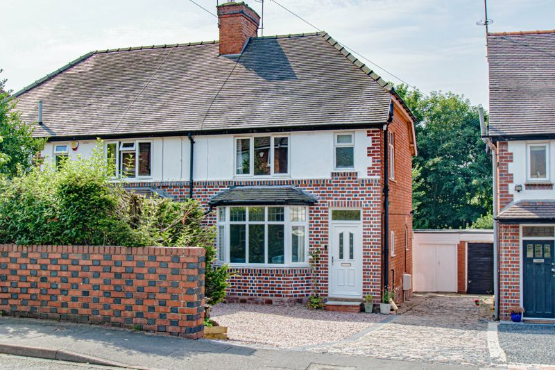 <br/><br/>A beautifully presented, traditional, three-bedroom, semi detached home, situated in a highly regarded location of Lickey End, Bromsgrove.<br/><br/>In brief, the internal accommodation comprises of; Entrance hall, guest w.c., lounge having bay window to front aspect and decorative original open fireplace, door to rear, multi purpose, dining room/family space, offering a separate utility room off, and archway opening into a stylish dual aspect breakfast kitchen extension, fitted with a range of wall and base units and space for slot in appliances. <br/><br/>The upstairs layout provides a modern bathroom, two well presented double rooms, and one well-proportioned single bedroom with storage area.<br/><br/>Externally the property features; a mature leafy rear garden with initial patio seating area to lawn, well stocked planted boarders, timber shed store, summerhouse and open fields behind. Part of the garage has been thoughtfully converted into an insulated garden office space for two desks and comes complete with electric panel heater. From the office a handy detached workshop space can be accessed with front of garage doors to the driveway. <br/><br/>Other benefits include, gas fired central heating, double glazing throughout, graveled driveway for off road parking, and a majority boarded loft space with pull down ladder and lighting.<br/><br/>The property occupies a well-regarded location, close to sought after first school in Lickey End, local shop, play park, open countryside and great access to motorway junctions. Bromsgrove Town centre is also within easy reach providing an abundance of further shopping, leisure facilities, bars, restaurants and amenities.