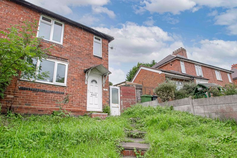 A fantastic opportunity to purchase a two double bedroom, semi-detached property with a good-size rear garden and lots of potential.<br/><br/>The first floor of this property briefly comprises; Entrance hall, a good-size kitchen/diner benefitting from lots of countertop space, as well as integrated appliances such as a; Four-ring LED hob, oven, extractor fan, as well as having space for additional appliances. Lastly on the first floor is a spacious lounge/diner with two double doors onto the rear patio. <br/><br/>The first floor of this property lends itself to two double bedrooms, the first benefits from having built-in storage, whilst the second has plenty of space for wardrobes. Lastly on the first floor is a family bathroom with a bath and overhead shower unit.<br/><br/>Externally this property has a generous rear garden, as well as side access to the front of the property where sits a well-proportioned front lawn. <br/><br/>Well situated to offer a variety of primary and secondary schooling, local shops, pubs and eateries. Local bus routes are available along with Cradley heath train station providing links to Birmingham, Kidderminster, Worcester and further afield.