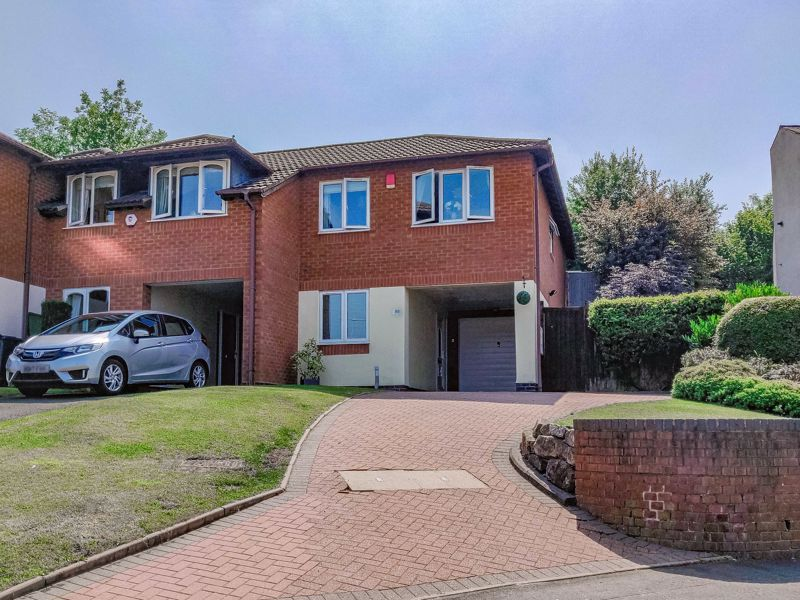 A modern semi-detached property that has been tastefully decorated throughout, and situated in a popular area of Halesowen with off-road parking and an accompanying garage. <br/><br/>Starting on the ground floor this property comprises; Entrance hallway, bedroom three, which is currently being used as an office, as well as a good-size utility room with space for a washing machine and under-counter fridge/freezer, lastly on the ground floor is a W.C.<br/><br/>The first floor lends itself to three bedrooms; the first of which is a double with space for wardrobes and the second is a good-size single with space for wardrobes also. Leading off from this is a well-proportioned family bathroom with a bath and overhead shower unit. Further to this is a nicely fitted modern kitchen with an integrated four-ring induction hob and oven, as well as a dishwasher, whilst also having space for an under-counter fridge/freezer.Lastly is a spacious lounge with a feature fireplace and double doors onto an equally spacious conservatory, which is also accessible from the kitchen, and this leads on to the rear patio area.<br/><br/>Externally the property boasts a good-size split-level rear garden. An initial patio area leads around to steps that take you to a mainly laid to lawn area with planting borders and attractive scattered shrubbery to the edges, lastly to the side is a very nice outdoor entertaining/dining space. Also benefitting from side access, which leads down the side of the property down some steps, passing an additional outdoor area that accommodates a garden shed, this takes you to the front of the property that benefits from a good-size front driveway, carport, and accompanying garage.<br/><br/>This property is ideally situated offering nearby primary and secondary schooling local shops, parks, pubs, and eateries. Merry hill shopping centre is a short drive away offering an abundance of shops and amenities along with ease of access to a variety of bus and major road links