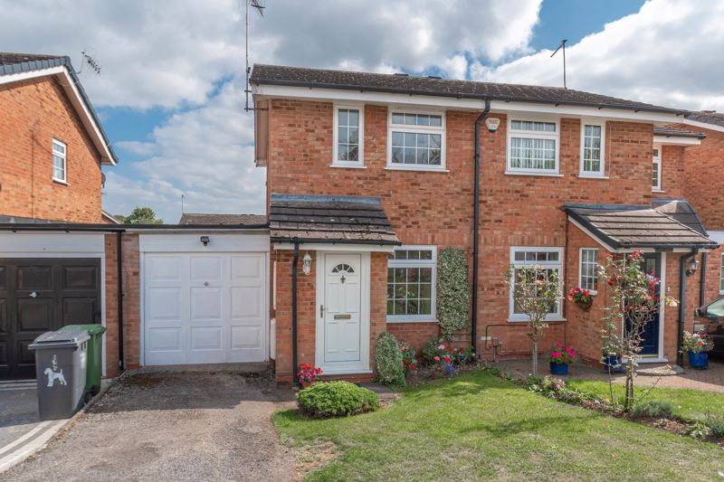 <br/><br/><p>A beautifully presented two-bedroom, semi-detached home well placed in the sought-after residential area of Church Hill North, Redditch.</p><p>The ground floor accommodation comprises: Entrance porch, lounge with a feature electric fireplace and stairs to the first-floor landing, separate dining room with a view to the rear garden, and the fitted kitchen providing a gas hob, oven and sink along with space for freestanding appliances, access to the rear garden and the integral single garage.</p><p>The first-floor landing establishes: Bedroom one benefitting from fitted wardrobes, good-sized bedroom two with a view to the rear garden, and the family bathroom providing a bath with overhead shower, sink and WC.</p><p>Outside, to the rear is a low maintenance garden with an initial patio area, down to a well-maintained lawn with planted borders. To the front of the property is a private driveway providing off-road parking, access to the integral single garage and a beautifully planted front garden.</p><p>Well placed in the popular residential area of Church Hill North, the property benefits from being nearby to countryside walks, well-regarded local shops and bus routes, as well as being a short ride away from Redditch Town Centre offering an assortment of further amenities, local bus/railway stations and easy access to national motorway links (M42 and M5)</p>