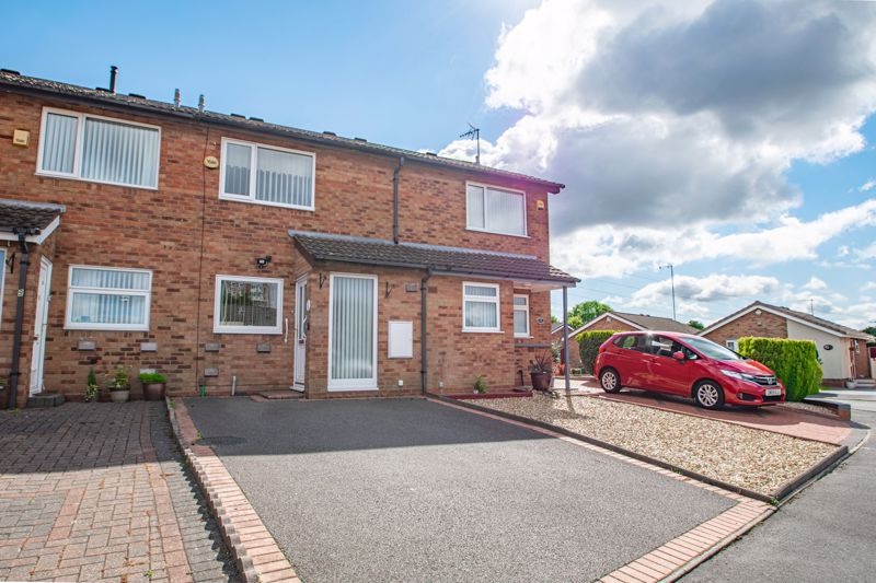 A mid-terraced property in a sought-after area of Halesowen, located on a quiet close with lots of potential. <br/><br/>In brief, this property comprises; Porch, hallway, a well-proportioned kitchen that has space for an oven, washing machine, and an under-counter fridge/freezer. Lastly there is a good-size lounge with a feature fireplace and double doors which lead onto the rear patio.<br/><br/>The first floor of this property lends itself to two bedrooms, the first is a double and benefits from fitted storage, whilst the second bedroom is also a good size with built-in storage. Lastly on the first floor is a family bathroom with a large walk-in shower unit.<br/><br/>Externally this property benefits from a good-size easily maintainable rear garden. An initial patio area that makes for an ideal outdoor entertaining space leads up to a mainly laid pebbled section, with a planting border to the edge. To the front of the property is a driveway that can accommodate one vehicle, as well as plenty of on-road parking available, lastly is one allocated garage a short walk from the property. <br/><br/>The property is perfectly situated with amenities close by in Halesowen town centre. The town centre benefits from a recently redeveloped main Bus Terminal operating a direct service to Birmingham City and surrounding areas, as well as plenty of shops and highly regarded schools. The property also benefits from having a direct bus service into Birmingham city centre and surrounding areas close to the property.