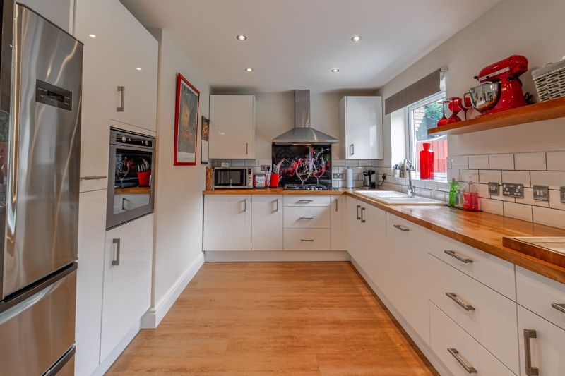 <br/><br/><p>An impressive and spacious detached family home, boasting five well-proportioned bedrooms and situated in the sought-after residential area of Brockhill, Redditch.</p><p>The ground floor accommodation comprises: Entrance hallway with stairs rising to the first floor, living room with a feature fireplace, bay window and double doors leading into the kitchen/family room benefitting from an integrated dishwasher, gas hob and oven, along with having space for freestanding appliances. The kitchen/family area gives access to the integral double garage and French Doors out to the rear patio. The ground-floor accommodation further benefits from a guest WC/cloakroom and good-sized bedroom five with an en-suite shower room.</p><p>The first-floor landing establishes: Master bedroom with fitted wardrobes and an en-suite shower room, double bedrooms two and three with fitted wardrobes and views to the rear garden, good-sized bedroom four with space for wardrobes, and the family bathroom providing a bath with overhead shower, sink and WC.</p><p>Outside, the beautifully landscaped rear garden has an initial patio area perfect for garden furniture, a well-maintained lawn with planted borders, a vegetable patch area and a storage timber shed and greenhouse. To the front of the property is a private driveway providing ample off-road parking space, along with access to the attached garage.</p><p>Furthermore, the property benefits from a fully boarded loft space, utility area in the double garage (with no water connection), a pin locked side gate and a new secure style front door.</p><p>Well placed in the popular Brockhill district, the property is ideally situated for access to main road networks and motorway junctions. Redditch Town Centre is a short ride away boasting an assortment of amenities such as shops, restaurants, and cinema, along with the local bus and railway stations.</p>