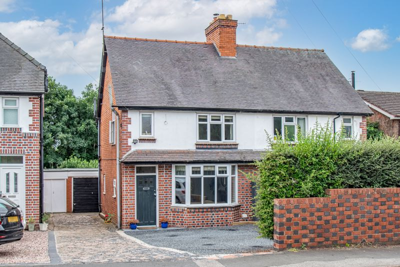 <br/><br/>A particularly well presented, three bedroom, semi detached house, laid out over three floors, and occupying a desirable location within Lickey End, Bromsgrove.<br/><br/>Internally the property briefly comprises of; Entrance hallway giving off to a guest W/C, impressive lounge having feature bay window and decorative open fireplace, open plan dining/kitchen area presenting flexible family living space or sitting room, complete with a multi fuel log burner, stylish fitted wall and base kitchen cabinets with granite worktops, integrated dishwasher and oven having gas hob and extractor hood over.<br/><br/>Stairs from the dining room rise to the first floor landing, which establishes; two double bedrooms and a three piece family bathroom suite, offering electric shower over bath. A further staircase rises to the second floor landing, giving access to bedroom three having eaves storage areas and views to the rear aspect from a Velux window.<br/><br/>Externally, the property enjoys a well-maintained rear garden with initial paved patio seating area, leading down to a lawn bordered by gravelled pathway and well stocked raised flower beds, mature trees to rear boundary and open fields beyond. Accessed from the garden, is a thoughtfully renovated home office/gym space complete with built in mirrored storage. The front of the property can be accessed via a side gate, which presents a spacious driveway for off road parking of multiple cars and entry to the front of garage store area.<br/><br/>Additionally the property enjoys; double glazing and gas central heating throughout the main residence, handy utility/laundry area at the base of the ground floor stairs, working open fireplaces, handy under-stairs storage space, and external taps & sockets.<br/><br/>The accommodation is situated in the highly regarded location of Lickey End to the North of Bromsgrove town centre. The property is within close proximity to the well-respected Lickey End First School, local shops a