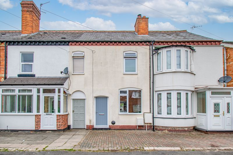 <br/><br/>A well-laid-two bedroom terraced property, occupying a pleasant location to a well established road close to Sanders Park. Great for access to leisure facilities, eating establishments and a local shop.<br/><br/>The internal layout briefly comprises; Lounge with feature fireplace, three piece ground floor bathroom suite, and  kitchen with patio doors to rear garden.<br/><br/>Upstairs houses two good sized double bedrooms, with the master bedroom offering an en-suite toilet room, and bedroom two offering an airing cupboard off and views over the rear garden.<br/><br/>Externally the property offers a well-proportioned rear garden laid to paved patio area to lawn with brick built storage room to the rear. To the front of the property is a small paved area to accommodate a car.<br/><br/>Additionally the property offers double glazing, gas central heating, modern refitted front door still within warranty and shared side access to the rear garden.<br/><br/><span >Situated nearby to Sanders Park, a local shop and restaurant, with a choice of both private and state education near by, and easily walkable into the town centre; offering a variety of shops, leisure facilities, eateries, and well-regarded schooling. The property is also well positioned for access to major road links including the M5 & M42.</span>