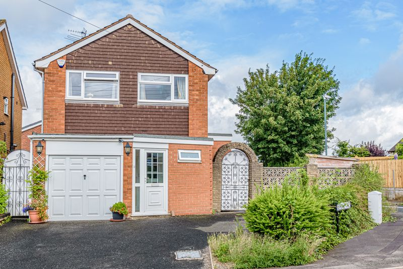 <br/><br/>A particularly well-presented, three bedroom, detached property, situated on a generous corner plot, within a popular location of Catshill, Bromsgrove; Ideal to extend further STPP.<br/><br/>The well-laid interior of the property briefly comprises; Porch, giving off to a enclosed garage store, hallway, ground floor W/C, spacious open plan lounge/dining room, with feature coal effect gas fireplace and sliding patio doors through to the bright and airy conservatory, fitted breakfast kitchen benefiting from a range of wall and base units, integrated oven, gas hob with extractor hood over, inset sink with separate drainer, and access to a separate utility room, having side access door to the garden.<br/><br/>Moving upstairs, the first floor landing gives off to; a large double bedroom one to front aspect, double bedroom two, good-sized bedroom three fitted with a bespoke bed with storage under, while a large family shower room completes the floor.<br/><br/>Outside, the property enjoys a generous rear garden, which wraps around the side of the property, mostly laid to an extended lawn, having mature planted borders, paved patio seating area, well stocked raised flower beds to the side, recently replaced timber fenced boundaries and two side access gates to the front of the property, which benefits from a tarmacked driveway for off-road parking.<br/><br/>Furthermore, the accommodation benefits from; gas fired central heating and replaced double glazing throughout, replaced combination boiler fitted in 2018, rewired with new RCB consumer board fitted, USB ports fitted in sockets, insulated loft space and re-pointed chimney, Insulated and re-clad conservatory roof, and fitted electric sockets and lighting in the garage store area.<br/><br/>The property is conveniently located within a stones throw of Catshill village, providing a variety of shops, eateries, doctors surgery, pharmacy and hairdressers. Bromsgrove Town centre is within easy reach providing additional