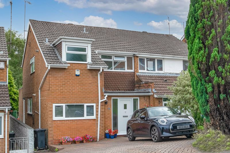 A well-presented three-bedroom semi-detached property situated on a quiet road in a popular area of Halesowen. <br/><br/>This property briefly comprises; Entrance hallway/porch which opens onto a good-size front office, as well as a spacious lounge/diner. Further to this is a well-proportioned kitchen/diner that benefits from having plenty of work surfaces and integrated appliances such as; washing machine, dishwasher, fridge-freezer, and extractor fan, as well as having space for a range cooker. Lastly is a good-size sitting room that benefits from having a feature fireplace, as well as double doors that open onto a rear decked area, perfect for outdoor entertaining.<br/><br/>The first floor of this property lends itself to three bedrooms, the first is a double benefitting from fitted wardrobes, and both the second and third are good-sizes with space for a double bed and wardrobes in the second, and wardrobes in the third. Lastly is a family bathroom with a walk-in shower unit and a bath.<br/><br/>Externally this property offers a good-size split-level rear garden that is not overlooked from the rear. An initial decked area perfect for outdoor entertaining leads to a mainly laid to lawn section with planting borders and attractive trees and shrubbery to the edges. Side access leads to the front of the property where a driveway offers space for two vehicles.<br/><br/>Amenities are extremely close by in Halesowen town centre, which also benefits from a recently redeveloped main Bus Terminal which operates a direct service to Birmingham City and surrounding areas. Halesowen boasts three large secondary schools, many primary schools, and Halesowen College provides further education.