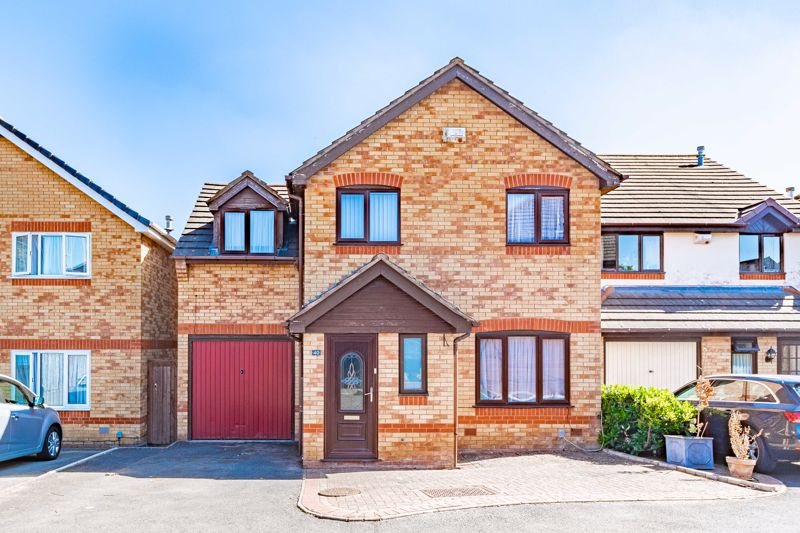 A four-bedroom detached property in a sought-after area with a good-size rear garden, master bedroom with en-suite/shower room, and situated close to amenities. <br/><br/>In brief, this property comprises; An entrance hall with W.C, a spacious lounge with a feature fireplace, and double doors that flow into a good-size kitchen/diner which benefits from having integrated appliances such as a; Four ring gas burner stove, oven, fridge freezer, dishwasher, and extractor fan, as well as space for washing machine in the connecting garage. A sliding door flows to a well-proportioned dining room/conservatory which opens onto a good-size rear garden and patio area via double doors.<br/><br/>The first floor lends itself to four bedrooms; A master with an en-suite/shower room, a second bedroom with built-in wardrobes, and two further good-size bedrooms with space for wardrobes. Lastly on the first floor is a family bathroom with a bath and overhead shower unit.<br/><br/>Externally this property boasts a good-size rear garden with a lovely patio area perfect for alfresco dining and outdoor entertaining accessible off the conservatory/dining room and also the garage. To the front of the property private off-road parking is available as well as on-street parking also.<br/><br/>Situated in a popular location this property benefits from excellent local amenities and schooling, with Northfield shopping centre a short drive away offering a range of leisure and shopping facilities.