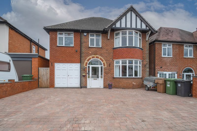 <br/><br/><p>A beautifully presented five-bedroom detached family home, situated in the highly sought-after area of Webheath, Redditch.</p><p>The ground floor accommodation comprises: Entrance hallway with stairs to the first floor landing, fitted kitchen/breakfast room with tri-folding doors and an integrated dishwasher, fridge, freezer, microwave and wine fridge, along with space for a freestanding Rangemaster cooker, utility room with space for freestanding appliances, guest WC, generous open plan living/dining room with a feature fireplace and bay window, and a separate play room with electric skylight windows and tri-folding doors.</p><p>The first-floor landing establishes: Master bedroom with fitted wardrobes and a handy en-suite shower room, double bedroom two with fitted wardrobes and a view to the rear garden, double bedroom three with a feature bay window, good sized bedrooms four and five, and the family bathroom providing a bath, separate corner shower, sink and WC.</p><p>The games room is a converted loft space accessed via a pull down ladder and features sky light windows, central heating, and a separate sound proofed music room.</p><p>Outside to the rear is a beautifully landscaped garden with an initial patio area perfect for garden furniture and entertaining with a feature pizza oven, then leading up to a well-maintained lawn with planted borders and a final decked area. The rear garden further benefits from an impressive storage studio and side gate access to the rear garden. To the front of the property is a private driveway providing ample off-road parking along with access to the attached garage store.<br/><br/>The property further benefits from solar panels, gas central heating, and double glazed windows throughout. <br/><br/><span >Well situated in a prime location of Webheath, there is easy access to well-regarded local schools, shops, and amenities. Redditch Town Centre is a short ride away boasting an assortment of further amenities includi