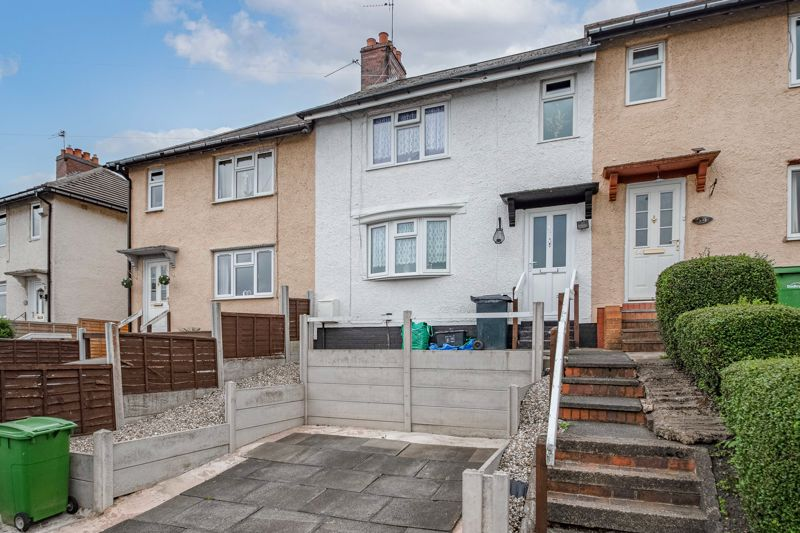 A well-presented terraced property in a popular area of Halesowen, with a generous rear garden, and off-road parking. <br/><br/>In brief, this property comprises; Entrance hallway, a good-size lounge with a feature fireplace, a well-proportioned kitchen benefitting from space for a variety of appliances such as; Oven, fridge freezer, washing machine, and microwave, as well as space for additional appliances such as a chest freezer and tumble dryer in the connecting walk-through/utility, and lastly on the ground floor is a well-proportioned w.c.<br/><br/>The first floor of this property lends itself to two bedrooms and a good-size additional storage area. Bedroom one and two both are both double with space for wardrobes, and lastly on there is  a good-size bathroom/shower room.<br/><br/>Externally this property boasts a beautiful and generous rear garden with attractive planting borders and shrubbery to the edges. An initial patio area perfect for alfresco dining and outdoor entertaining is followed by a pathway separating mainly laid pebbles. Further to this is a mainly laid to lawn area and then a second slabbed and pebbled area, as well as a garden shed. <br/><br/>To the front of the property is a private driveway that can accommodate one vehicle, as well as plenty of on-road parking. Locally there are shops, takeaways, chemist, newsagents, launderette, park, and pubs nearby, as well as access to several good primary and secondary schools. Buses run into Birmingham and Merry Hill, and Cradley Heath railway station is a short drive away.