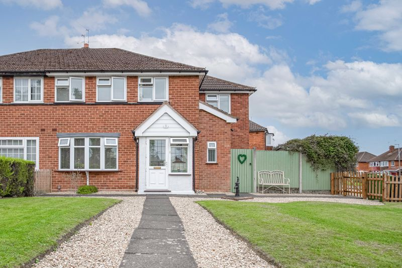 A particularly well-presented four-bedroom semi-detached property in a sought-after area of Halesowen with a good-size rear garden, and large private driveway. <br/><br/>In brief, this property comprises; Storm porch, entrance hallway with understairs storage and w.c, a good-size first reception room that is currently being used as a playroom, a spacious second reception room with a feature fireplace and sliding door onto the rear patio, and a well-proportioned kitchen/diner that benefits from having an integrated dishwasher, as well as space for a; Range cooker, washing machine, under-counter fridge, with space for additional appliances such as a fridge freezer in the garage. <br/><br/>The first floor of the property lends itself to four good-size bedrooms; The first, second and third are doubles, with fitted wardrobes in the first, and space for wardrobes in the second and third, whilst the fourth bedroom is a good-size single with built-in storage. Lastly on the first floor is a family bathroom with a beautiful roll-top bath and built-in storage.<br/><br/>Externally the property benefits from a generous rear garden, with frontage access which leads to a good-size private front driveway that has space for several vehicles as well as an accompanying garage. Amenities are extremely close by in Halesowen town centre, which also benefits from a recently redeveloped main Bus Terminal which operates a direct service to Birmingham City and surrounding areas. Halesowen boasts three large secondary schools, many primary schools, and Halesowen College provides further education.<br/><br/>
