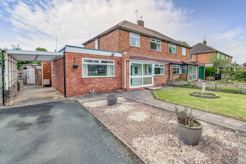 <br/><br/>A fantastic opportunity to rent a well-extended, semi detached family home, situated on a sizable plot. Located within a popular location of Wychbold.<br/><br/>The interior layout of the property briefly comprises; double glazed UPVC porch, entrance hallway with sizable storage cupboard and stairs rising to the first floor landing; generous open plan lounge/dining room spanning the full length of the house; fitted kitchen benefitting from a range of wall and base cabinets, pantry store, integrated oven with gas hob and extractor hood over; utility/garden room with access to a ground floor W/C; additional hallway giving access to the ground floor annex extension providing a ground floor bedroom and lounge with front aspect views over the green.<br/><br/>Moving upstairs the first floor landing establishes a master bedroom with built in wardrobe storage, double bedroom two, good-sized bedroom three, family bathroom with corner bathtub and separate shower cubicle, in addition to a separate W/C.<br/><br/>Outside the property enjoys an extensive plot with the rear garden mostly being laid to lawn, with block paved patio area, shed store and summerhouse. A side access gate allows entry to the impressive front aspect, incorporating  block paved patio area, tarmacked driveway, carport, well-maintained lawn with walled boundaries.<br/><br/>Additional benefits include gas central heating with Worcester Bosh combi boiler, double glazing throughout, insulated loft space and cavity wall insulation.<br/><br/>Situated in a popular location opposite an open green in the small village of Wychbold, offering convenient access to  the M5 and A38 for links into Birmingham and Worcester. Local to the property is Webbs garden center, well-regarded schooling, post office and further amenities <br/><br/>