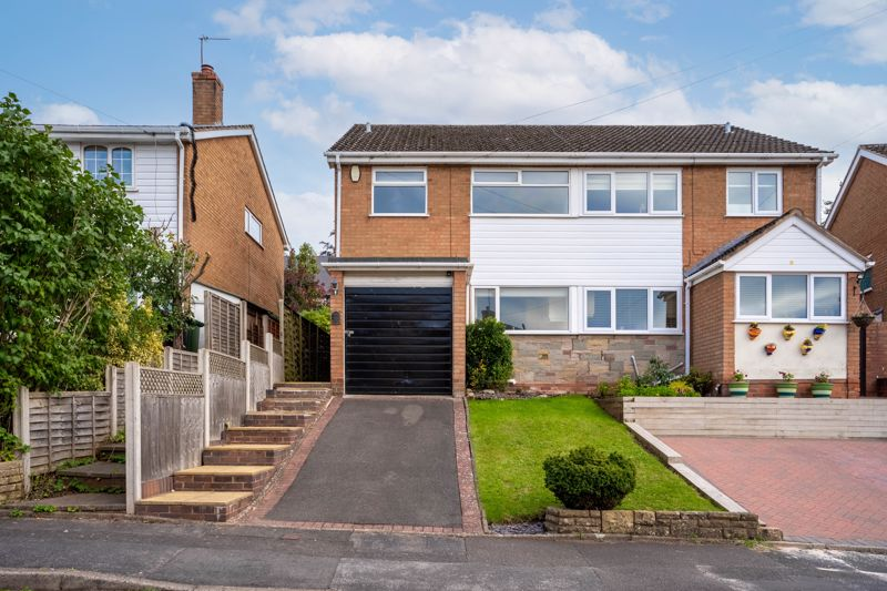 <br/><br/>A well presented three bedroom semi-detached property situated in the desirable location of Hagley, Stourbridge.<br/><br/>The layout in brief comprises: A spacious lounge with fireplace and access to the rear garden, kitchen, three great sized bedrooms and a family bathroom. The property benefits from a driveway leading to the integral garage.<br/><br/>Situated in the desirable location of Hagley, Stourbridge, this property benefits from excellent local amenities and schooling with easy access to the M5 network.
