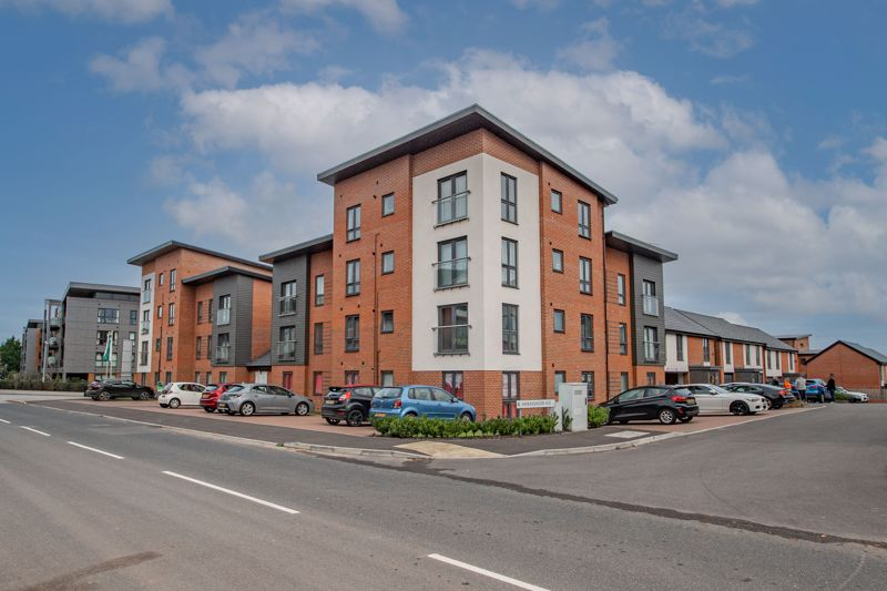 A modern and immaculately presented one-bedroom apartment in a popular area of Longbridge, ideally located for nearby amenities and excellent transport links. <br/><br/>This third floor apartment briefly comprises; Entrance hallway with built-in storage, a spacious open plan living/dining area with a well-proportioned kitchen that benefits from integrated appliances (four burner induction hob, oven) whilst also having space for a washing machine, and fridge freezer. The bedroom in this property in an excellent size and also benefits from built-in wardrobes, whilst the bathroom boasts bath and shower units. <br/><br/>Additional benefits include double glazing, and a central heating system, as well as allocated parking. The property is perfectly situated for nearby amenities being a stone's throw away from the Longbridge retail park which offers a wide selection of shops, eateries, and facilities, whilst also offering great transport links via rail and motorway networks.<br/><br/>