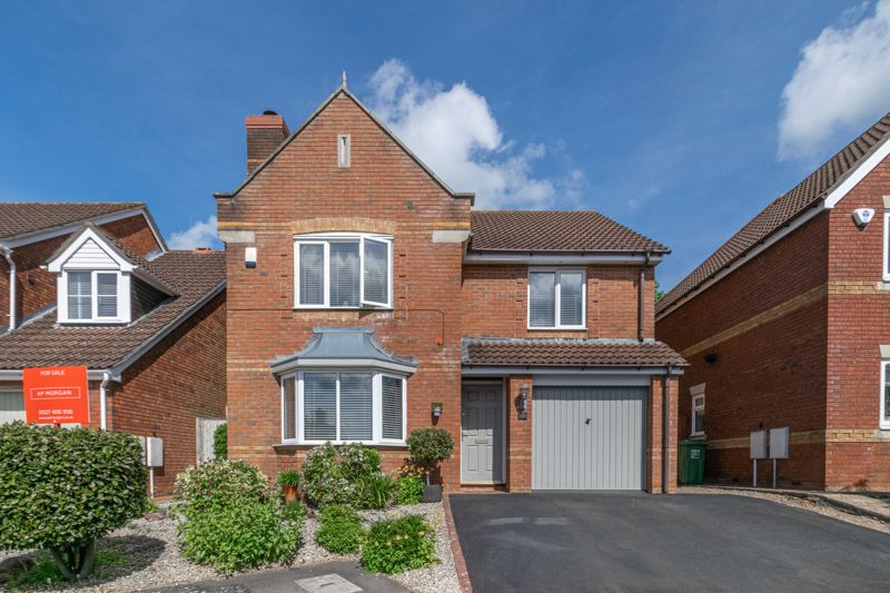 <p>A beautifully presented, four double-bedroom, detached family home, placed in a highly sought-after residential area of Brockhill, Redditch, benefiting from both a rural feel and easy access to the Town Centre.</p><p>The ground floor accommodation comprises: Entrance hallway with access to the integral garage, lounge with a feature fireplace and bay window, dining room with sliding doors to the rear garden, modern fitted kitchen with a gas hob and oven along with space for freestanding appliances, separate utility room with a sink along with space for freestanding appliances, and a guest WC.</p><p>The first-floor landing establishes: Master bedroom with a fitted wardrobe and a handy en-suite shower room, double bedroom two with a fitted wardrobe, double bedrooms three and four with views to the rear, and the family bathroom, providing a bath with overhead shower, sink and WC, along with a handy storage cupboard.</p><p>Outside to the rear is a well-maintained garden with an initial patio, then laid to lawn with mature planted borders. To the front of the property is a private driveway providing off-road parking, access to the integral garage, along with side gate access to the rear garden.</p><p>Well situated in Brockhill, the property provides easy access to local amenities, schools, countryside walks and bus routes. Redditch Town Centre is a short ride away boasting an assortment of further amenities including shops, restaurants, bars and cinema, along with the local bus and train stations.</p>