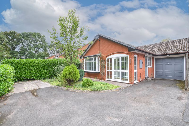 <br/><br/><p>A well presented two-bedroom, detached bungalow, placed on a desirable plot in the highly sought-after residential area of Webheath, Redditch.</p><p>The accommodation comprises: Entrance porch and hallway with a cloaks storage cupboard, fitted kitchen providing an electric hob, oven and sink, along with space for freestanding appliances, spacious lounge/dining room with a feature gas fireplace and dual aspect windows, generous conservatory with views to the rear garden and the shower room. Bedroom one benefits from fitted wardrobe space and access to the conservatory, along with good-sized bedroom two.</p><p>Outside, the low maintenance rear garden has an initial block paved patio and is further laid to gravel with mature planted borders. To the front of the property is a beautifully planted front garden, two off-road parking spaces and access to the single garage, benefitting from full electrics and plumbing.</p><p>Well placed in the popular area of Webheath, the property benefits from being nearby to local countryside walks, bus routes, local shops, post office and village hall. Redditch Town Centre is a short ride away boasting an assortment of amenities including shops, restaurants, cinema and the local bus/railway stations. National road networks are easily accessible.</p>