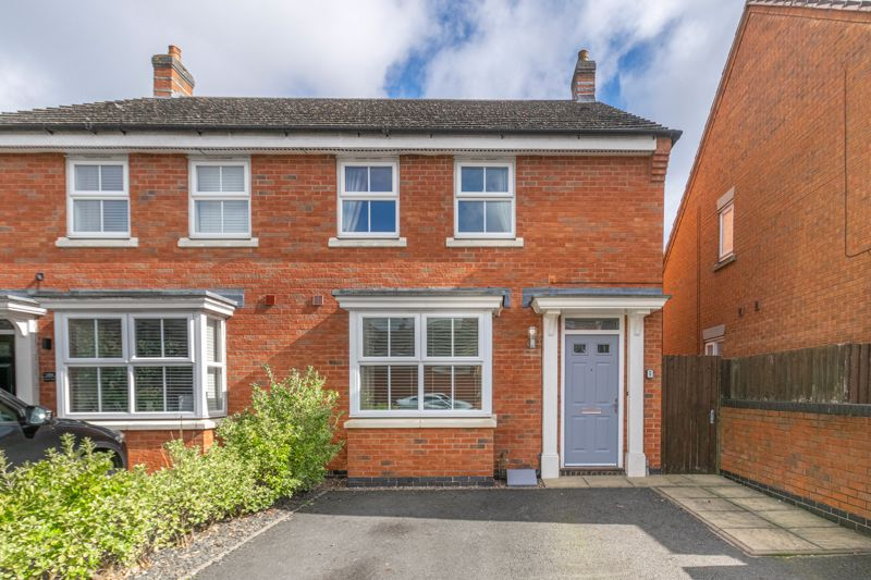 <br/><br/><p>An immaculate and deceptively spacious four double-bedroom, semi-detached home, offered with living accommodation covering three floors (1304 square ft), and a beautifully landscaped rear garden, well situated in Headless Cross, Redditch.</p><p>The ground floor accommodation comprises: Entrance hallway, modern kitchen/diner with integrated double oven, gas hob, extractor hood, dishwasher, fridge and freezer, French doors into the lounge with a Juliet style balcony and view to the rear, and a guest WC/cloakroom.</p><p>The first-floor landing establishes: Master bedroom with fitted wardrobes and a newly refurbished en-suite shower room, double bedrooms two and three with space for wardrobes and a view to the rear, and the family bathroom.</p><p>The lower ground floor accommodation homes double bedroom four (currently used as a family room), and benefitting from an en-suite shower room, built in wardrobe and rear garden access, along with a separate utility room with space for freestanding appliances.</p><p>Outside, the property enjoys a rear garden with an initial decking area benefitting from a bar, down to an artificial lawn with a path to a further decking/seating area benefiting from a Hot Tub. The garden has fenced boundaries with mature trees beyond creating a private aspect.</p><p>Well placed in Headless Cross, the property is ideal for well-regarded local schools and shops. Redditch Town Centre is a short ride away boasting an assortment of further amenities including shops, restaurants, bars, and cinema, along with the local bus and train stations. National motorway networks M5 and M42 are easily accessible.</p>