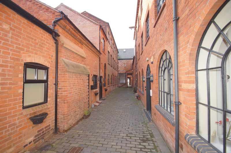 1 bed flat for sale in 80 Prospect Hill, Redditch 8